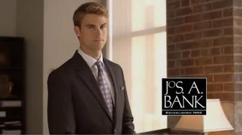JoS. A. Bank TV Spot, 'October: BOG2 Suits, Sportcoats + 3 Traveler Shirts' - Thumbnail 1