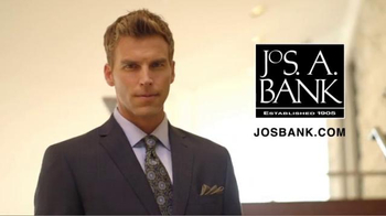 JoS. A. Bank TV Spot, 'October: BOG2 Suits, Sportcoats + 3 Traveler Shirts' - Thumbnail 10