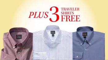 JoS. A. Bank TV Spot, 'October: BOG2 Suits, Sportcoats + 3 Traveler Shirts' - Thumbnail 5
