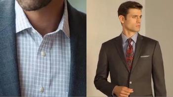 JoS. A. Bank TV Spot, 'October: BOG2 Suits, Sportcoats + 3 Traveler Shirts' - Thumbnail 6
