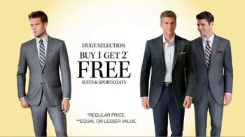 JoS. A. Bank TV Spot, 'October: BOG2 Suits, Sportcoats + 3 Traveler Shirts' - Thumbnail 7