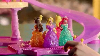 Disney Princess Glitter Gliders TV Spot, 'Glide to The Ball'