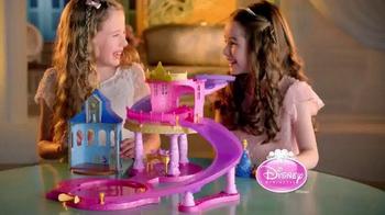 Disney Princess Glitter Gliders TV Spot, 'Glide to The Ball' - Thumbnail 1