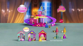 Disney Princess Glitter Gliders TV Spot, 'Glide to The Ball' - Thumbnail 10