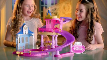 Disney Princess Glitter Gliders TV Spot, 'Glide to The Ball' - Thumbnail 2