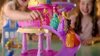 Disney Princess Glitter Gliders TV Spot, 'Glide to The Ball' - Thumbnail 3