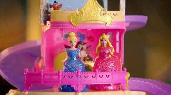 Disney Princess Glitter Gliders TV Spot, 'Glide to The Ball' - Thumbnail 5