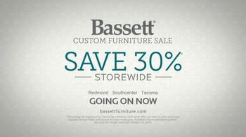 Bassett Custom Furniture Sale TV Spot, 'HGTV Home Design Studio' - Thumbnail 10