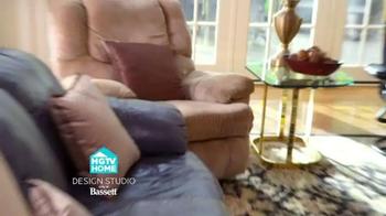 Bassett Custom Furniture Sale TV Spot, 'HGTV Home Design Studio' - Thumbnail 3