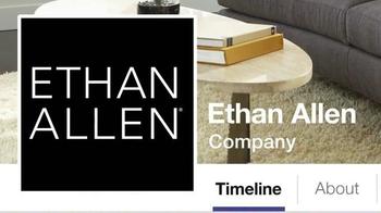 Ethan Allen TV Spot, 'The Next Classics' - Thumbnail 1