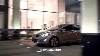 2014 Hyundai Elantra TV Spot, 'Stay Hyundai Smart' - Thumbnail 2