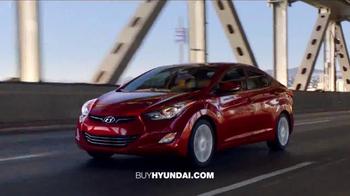 2014 Hyundai Elantra TV Spot, 'Stay Hyundai Smart' - Thumbnail 5