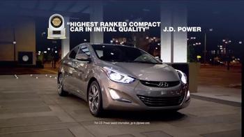 2014 Hyundai Elantra TV Spot, 'Stay Hyundai Smart' - Thumbnail 6