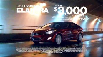 2014 Hyundai Elantra TV Spot, 'Stay Hyundai Smart' - Thumbnail 8