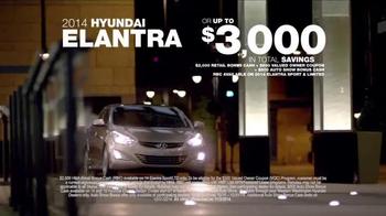 2014 Hyundai Elantra TV Spot, 'Stay Hyundai Smart' - Thumbnail 9