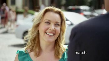 Match.com TV Spot, 'Match on the Street: Perfect For Each Other'