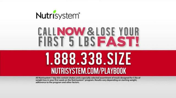 Nutrisystem Fast 5 TV Spot, 'Huddle Up' Featuring Dan Marino - Thumbnail 10