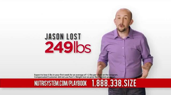 Nutrisystem Fast 5 TV Spot, 'Huddle Up' Featuring Dan Marino - Thumbnail 4