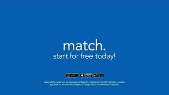 Match.com TV Spot, 'Match on the Street: Two Different Paths' - Thumbnail 10