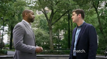 Match.com TV Spot, 'Match on the Street: Two Different Paths' - Thumbnail 3