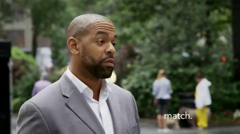 Match.com TV Spot, 'Match on the Street: Two Different Paths' - Thumbnail 4
