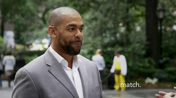 Match.com TV Spot, 'Match on the Street: Two Different Paths' - Thumbnail 6