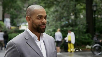 Match.com TV Spot, 'Match on the Street: Two Different Paths' - Thumbnail 7