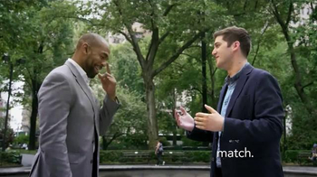 Match.com TV Spot, 'Match on the Street: Two Different Paths' - Thumbnail 8