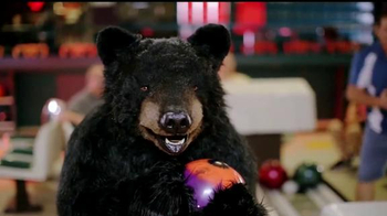 Black Bear Diner TV Spot, 'Bowling Bear'