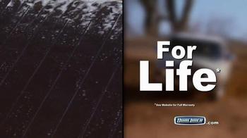 Dual Liner TV Spot, 'Never Worry Again' - Thumbnail 7