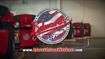 Edwards Manufacturing Company TV Spot, 'Since 1875' - Thumbnail 10