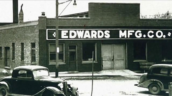 Edwards Manufacturing Company TV Spot, 'Since 1875' - Thumbnail 2