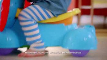 Fisher Price Bounce, Stride & Ride Elephant TV Spot, 'Pasos' [Spanish] - Thumbnail 7