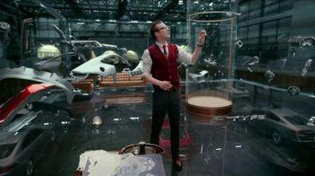 Jaguar F-Type TV Spot, 'British Intel' Featuring Nicholas Hoult - Thumbnail 4