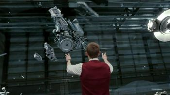 Jaguar F-Type TV Spot, 'British Intel' Featuring Nicholas Hoult - Thumbnail 6