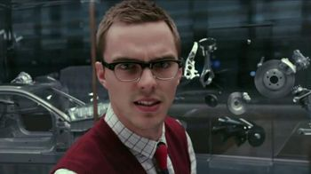 Jaguar F-Type TV Spot, 'British Intel' Featuring Nicholas Hoult - Thumbnail 7