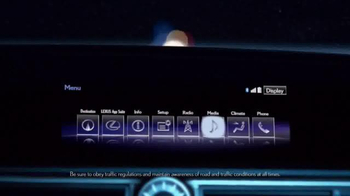 2015 Lexus IS 250 AWD TV Spot, 'Forget The Forecast' - Thumbnail 3