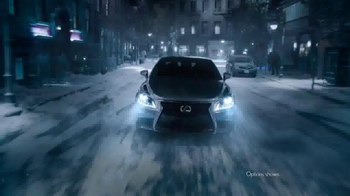 2015 Lexus IS 250 AWD TV Spot, 'Forget The Forecast' - 46 commercial airings