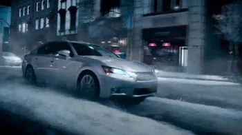 2015 Lexus IS 250 AWD TV Spot, 'Forget The Forecast' - Thumbnail 8