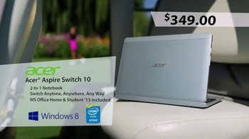 Frys TV Spot, 'Multitask with the Acer Aspire Switch 10' - Thumbnail 5