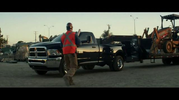 2014 Ram 3500 TV Spot, 'Just the Facts: Job Site' - 1270 commercial airings