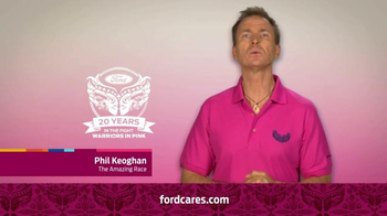 Ford Warriors in Pink TV Spot, 'Together We Can Win This' Ft. Phil Keoghan - Thumbnail 3