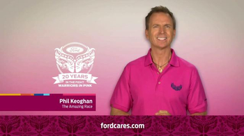 Ford Warriors in Pink TV Spot, 'Together We Can Win This' Ft. Phil Keoghan - Thumbnail 8
