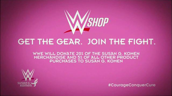 WWE Shop TV Spot, 'Join the Fight' Song by The Script - Thumbnail 8