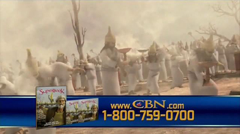 CBN Superbook: Elijah and the Prophets of Baal TV Spot, 'What to Put First' - Thumbnail 9