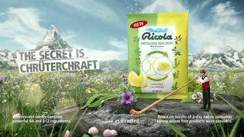 Ricola Revitalizing Herb Drops TV Spot, 'Rocket Launch' - Thumbnail 10