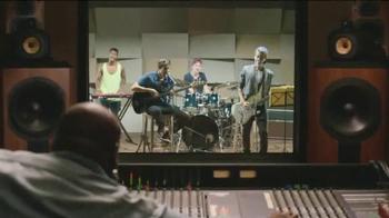 Wix.com TV Spot, 'Recording Studio' - Thumbnail 4