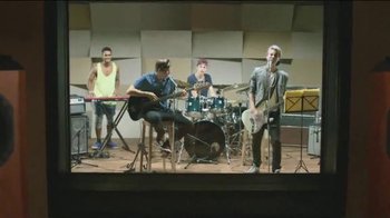 Wix.com TV Spot, 'Recording Studio' - Thumbnail 5