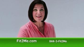 AstraZeneca Fit2Me TV Spot, 'Tough Love or a Gentle Nudge' - Thumbnail 10