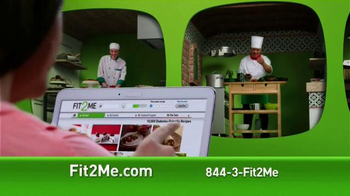 AstraZeneca Fit2Me TV Spot, 'Tough Love or a Gentle Nudge' - Thumbnail 5